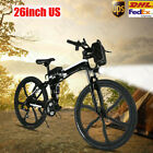 2616 Electric Bike Foldable Mountain City Bicycle 36V Shimano 21 Speed 350W
