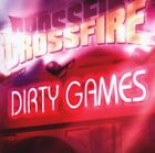 CROSSFIRE - Dirty Games - CD - **BRAND NEW/STILL SEALED**
