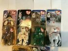 Complete set of 4 Ty Teenie Beanie Babies Ronald McDonald 1999 +1 extra!1$ start