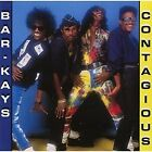 BAR-KAYS - Contagious - CD - **Mint Condition** - RARE