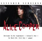 ALICE COOPER - Alice Cooper: Extended Versions - CD - BRAND NEW/STILL SEALED