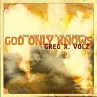 GREG X. VOLZ - God Only Knows - CD - **Mint Condition** - RARE
