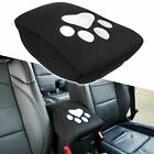 Black Dog Paw Center Console Armrest Pad Cover For Jeep Wrangler JL 2018 2019