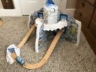 Thomas The Train Wooden Railway Rumble And Race Snow Mountain Complete- No Percy