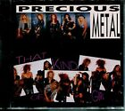 PRECIOUS METAL - That Kind Of Girl - CD - RARE