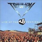 TRIUMPH - Live At Us Festival - CD - Extra Tracks Limited Edition Live - **NEW**