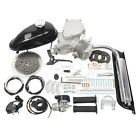 80cc Bike Bicycle Motorized 2 Stroke Petrol Gas DIY Motor Engine Kits Set Chrome