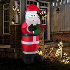 Shopping Mall Led 18m Christmas Decorations Ornament Garden Inflatable Model