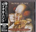 Royal Hunt Clown In The Mirror Japan CD Obi 1994 TECX-25800