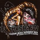 ANDRE GALLUZZI - Freakshow: Cocoon Ibiza Summer Mix - 2 CD - **SEALED/ NEW**
