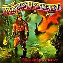 MOLLY HATCHET - Silent Reign Of Heroes - CD - **Mint Condition**