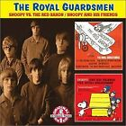 ROYAL GUARDSMEN - Snoopy Vs. Red Baron / Snoopy & His Friends - CD - RARE