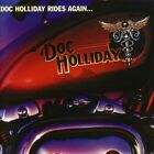 Doc Holliday - Doc Holliday Rides Again (CD Used Very Good)