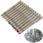 05 Art Manga Fine Point Copic Graphic Sketch Drawing Markers Pen chic GO9