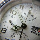 Vintage Armbanduhr Sector 650 watch automatic chronograph valjoux 7750