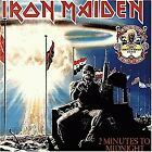 IRON MAIDEN - 2 Minutes To Midnight/aces High - CD - RARE