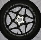 2006-08 BMW K1200R Sport K1200S K1200GT 17 x 5.5 Rear Wheel Rim  !! EXCELLENT !!