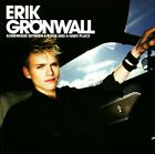 ERIK GRONWALL - Somewhere Between A Rock & A Hard Place - CD - Import - **VG**