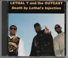 Lethal T & The Outcast - Death By Lethal's Injection * 1994 * MEGA RARE * OOP