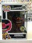 Funko Pop! The Muppets Metallic Animal SDCC 2013 Exclusive LE 480