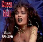ANN BOLEYN / HELLION - Queen Of Hell - CD - **BRAND NEW/STILL SEALED** - RARE