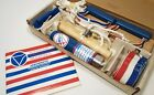 APOLLO EXERCISER AEROKINETIC ASTRONAUT WORKOUT ROPE WEIGHT KIT VINTAGE 1970s