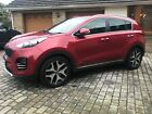 LK BARGAIN 2016 KIA SPORTAGE 20 GT LINE AUTO LOWEST PRICE IN UK 12950