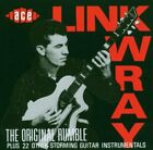 LINK WRAY - Original Rumble Plus 22 Other Storming Guitar Instrumentals - CD NEW