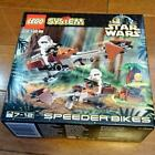 Lego Star Wars Speeder Bike 7128 Toy Vintage Collection Free S From Japan1927M