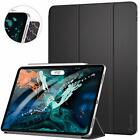 Ztotop Case for iPad Pro 12.9 Inch 2018, Strong Magnetic Ultra Slim (A01-Black)
