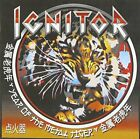 IGNITOR - Year Of Metal Tiger - CD - Import - **BRAND NEW/STILL SEALED**