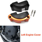 Left Engine Cover Case Slider Guard Protector For KTM 1190 1290 Super Duke R GT