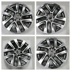 INFINITI JX35 QX60 WHEELS RIMS SET 18 FACTORY ORIGINAL OEM 2013 2014 2015