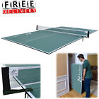 Table Tennis Conversion Top Ping Pong Official Size Tournament Outdoor Indoor