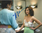 ALISON BRIE SIGNED AUTOGRAPH 'GLOW' 8X10 PHOTO C SEXY ACTRESS BECKETT COA BAS