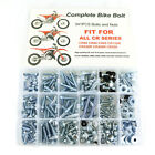 Plastic Fender Body Engine Bolt Kit For Honda CR60 CR80 CR85 CR125R CR250R CR500