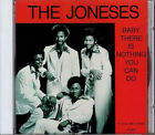 THE JONESES Baby There Is Nothing You Can Do JAPAN Only CD P-VINE