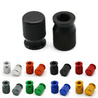 Tire Rim Valve Wheel Stem Caps Airtight Covers For Honda CRF125F CRF150F CRF230F