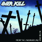 OVERKILL: FROM THE UNDERGROUND AND BELOW CD THRASH SPEED METAL OUT OF PRINT