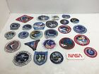 Vintage Nasa Apollo Space Shuttle Patch Lot 26 Total