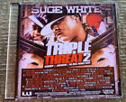 Suge White presents Cassidy Jadakiss & Da Real Verble Kent ‎– Triple Threat 2 CD