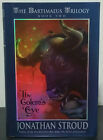 The Golems Eye by Jonathan Stroud Signed Hb Edn
