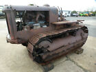 VERY RARE 1941 DAVID BROWN DB4 CRAWLER FOR PARTS OR RESTORATION