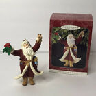 Hallmark Keepsake 1998 Merry Olde Santa Ornament Collectible Outreaches Arms