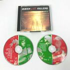 Queen Live Killers CD 2 Disc 1991 Hollywood Records Freddie Mercury Mint Discs