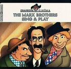 MARX BROTHERS - Marx Brothers Sing & Play - CD - **BRAND NEW/STILL SEALED**