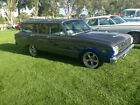 1963 Ford Falcon 1963 Ford Falcon Station Wagon