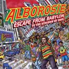 ALBOROSIE - Escape From Babylon To Kingdom Of Zion - CD - **Mint Condition**