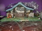 HAWTHORNE VILLAGE Star of Hope Creche Thomas Kinkade Nativity Collection 2002