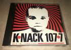 K-Nack 107.7 Homegroan Volume 1 CD Rare OOP Javelin Boot Ugly Americans Skrew